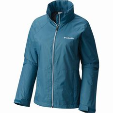 Columbia Women's Switchback II Jacket Blue Heron L, Blue Heron, bcf_hi-res