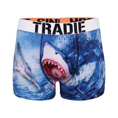 Tradie Men's Fly Away Trunks, , bcf_hi-res