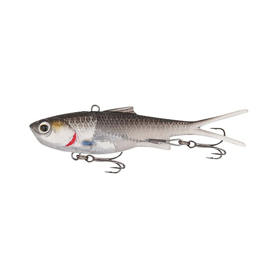 Samaki Vibelicious Vibe Lure 7cm 10g Clear UV Mullet 7cm, Clear UV Mullet, bcf_hi-res