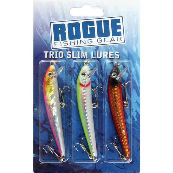 Rogue Slim Hard Body Lure 3 Pack, , bcf_hi-res