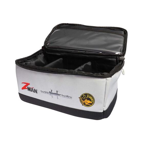 ZMAN Deluxe Block Grey Tackle Bag, , bcf_hi-res