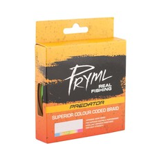 Pryml Superior Braid Line 600yds Yellow 30lb, Yellow, bcf_hi-res
