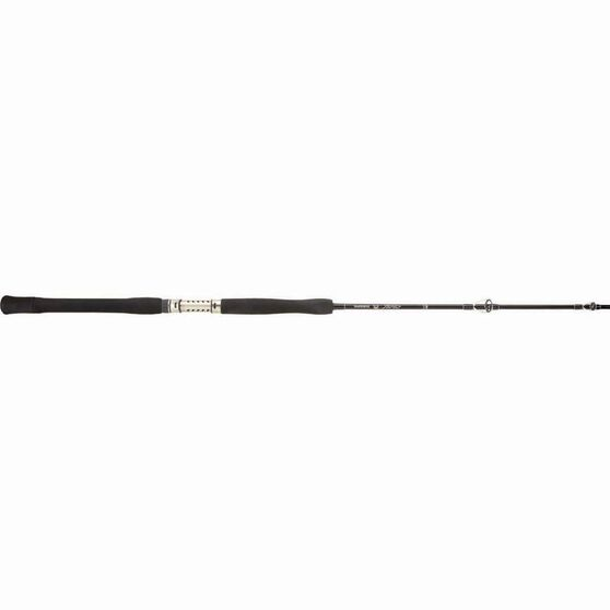 Terez Black XH Overhead Rod 6ft 6in 40-100lb, , bcf_hi-res