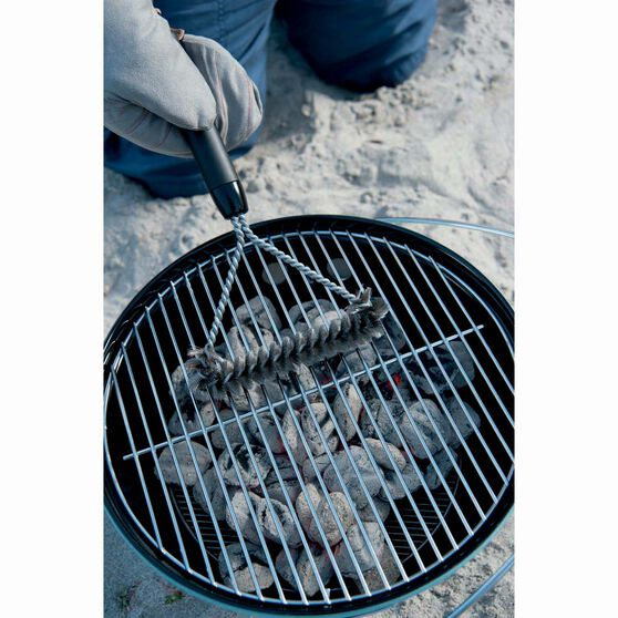 Weber 3 Sided Grill Brush, , bcf_hi-res