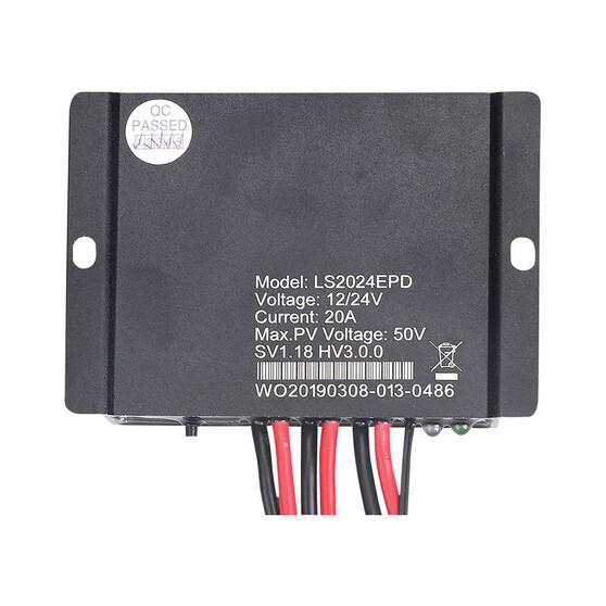 XTM 20A Solar Controller, , bcf_hi-res