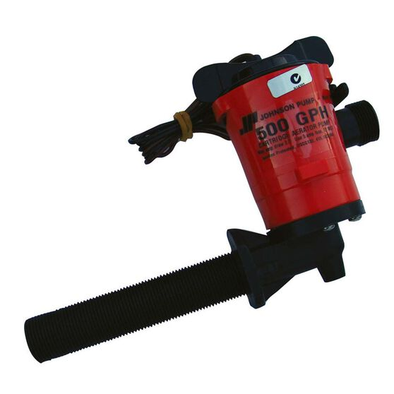 Johnson Angled Aerator Pump 500GPH, , bcf_hi-res