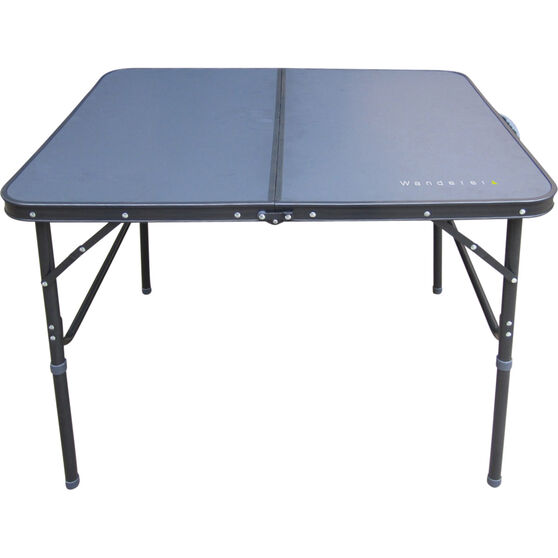 Wanderer Aluminium Folding Table, , bcf_hi-res