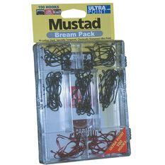 Mustad Ultrapoint Hook Kit, , bcf_hi-res