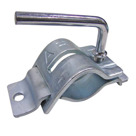 ARK Fixed Bracket Jockey Wheel Clamp, , bcf_hi-res