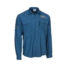 BCF Mens Long Sleeve Fishing Shirt, , bcf_hi-res