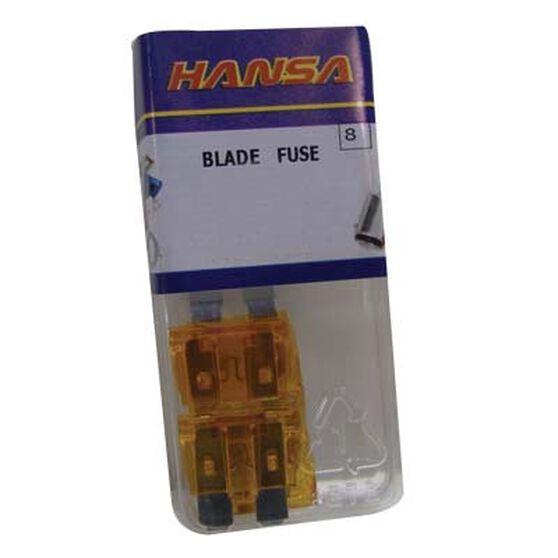 Hansa AF Blade 30 Amp Fuse 5 Pack, , bcf_hi-res
