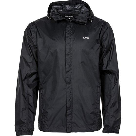 Men's Packaway Rain Jacket, , bcf_hi-res