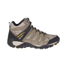 Merrell Men's Accentor 2 Mid Ventilator Waterproof Hiking Boots Boulder 8, Boulder, bcf_hi-res