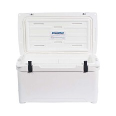 Engel Rotomoulded Icebox 65L White, White, bcf_hi-res