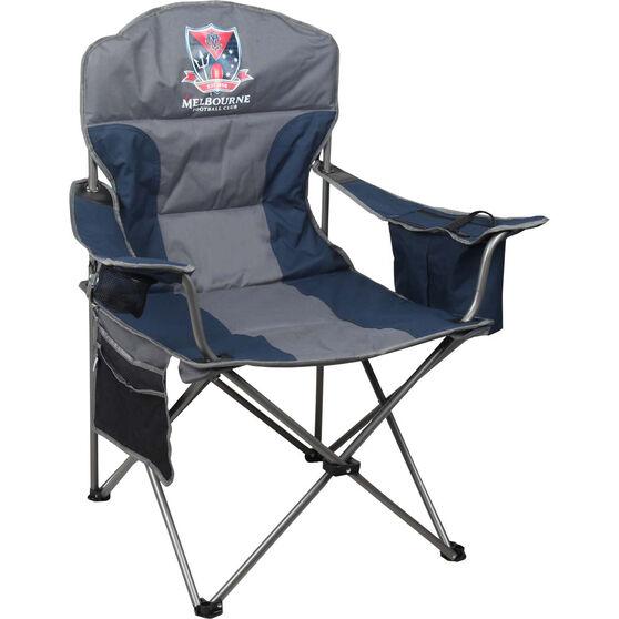 AFL Melbourne Cooler Arm Chair, , bcf_hi-res
