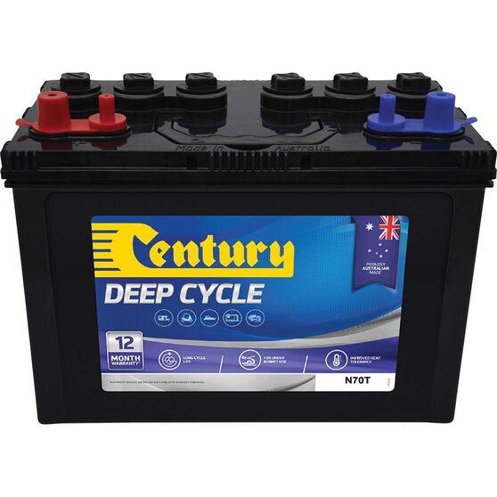 Century Deep Cycle Battery - N70T, 102Ah, , bcf_hi-res