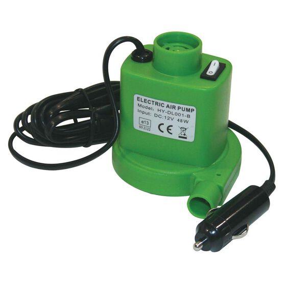 Fuel Inflate/Deflate Air Pump 12V, , bcf_hi-res