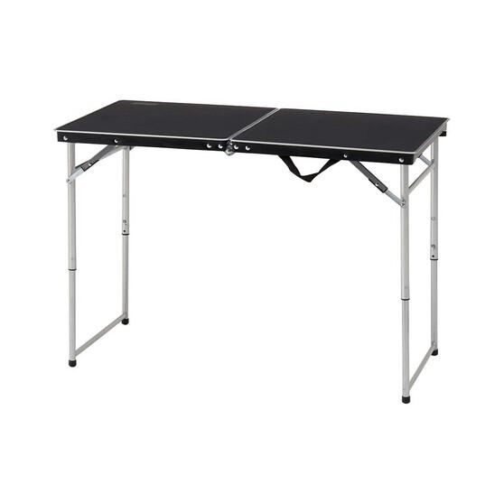 Coleman Deluxe Aluminium Utility Table, , bcf_hi-res