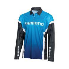 Shimano Corporate Men's Sublimated Polo, , bcf_hi-res