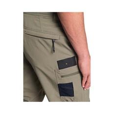 Quiksilver Waterman Men's Skipper Pants Vertiver 40, Vertiver, bcf_hi-res