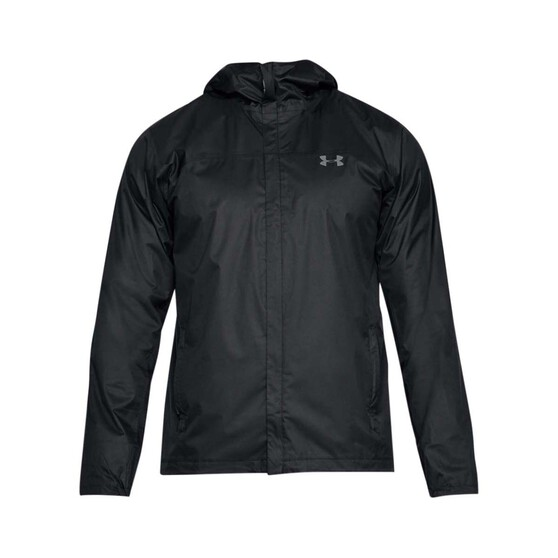 Under Armour Men's Overlook Jacket Black / Graphite S, Black / Graphite, bcf_hi-res