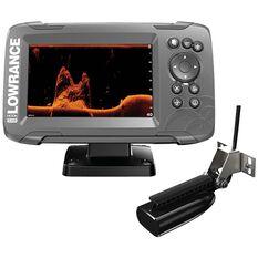 Lowrance Hook2-5x GPS SplitShot Fishfinder Including Transducer, , bcf_hi-res