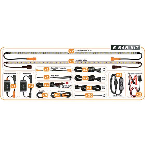 5 Bar Camp Light Kit, , bcf_hi-res
