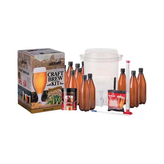 Coopers DIY Craft Beer Brewing Kit, , bcf_hi-res
