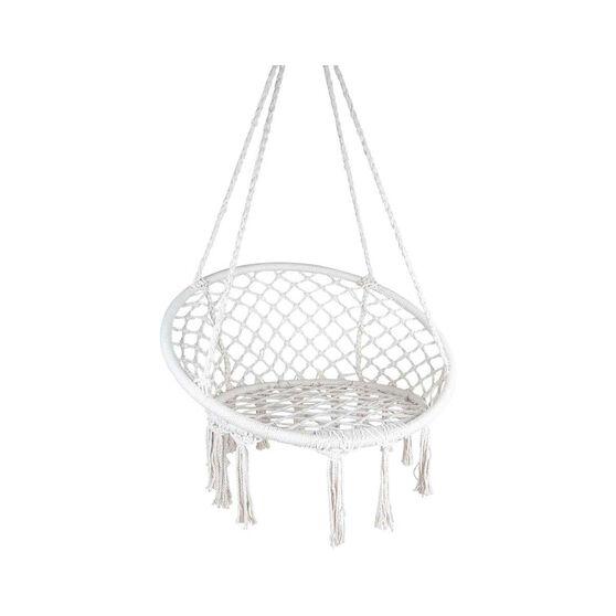 Macrame Hanging Chair, , bcf_hi-res