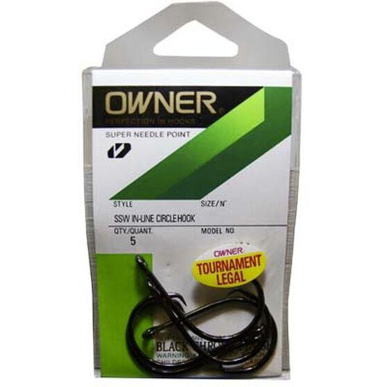 Owner SSW Inline Circle Hooks, , bcf_hi-res