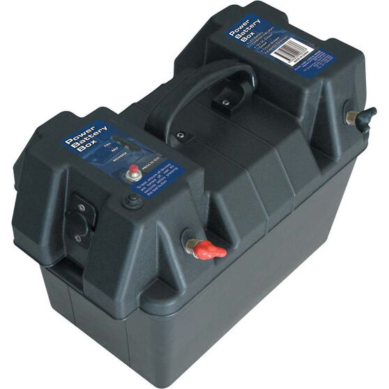 Blueline Powered Battery Box, , bcf_hi-res
