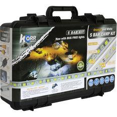 Korr 5 Bar Camp Light Kit, , bcf_hi-res