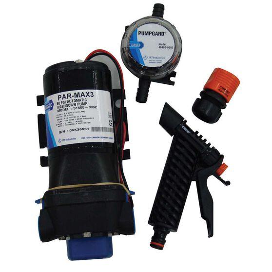 Jabsco Par-Max Wash Down Kit 15LPM 12V, , bcf_hi-res