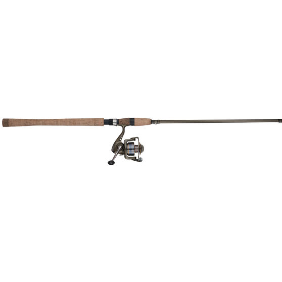 Shakespeare Wild Series Travel Spinning Combo 6ft 6in 2-5kg 3 Piece, , bcf_hi-res