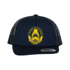 The Mad Hueys Youth Good Catch Trucker Cap, , bcf_hi-res