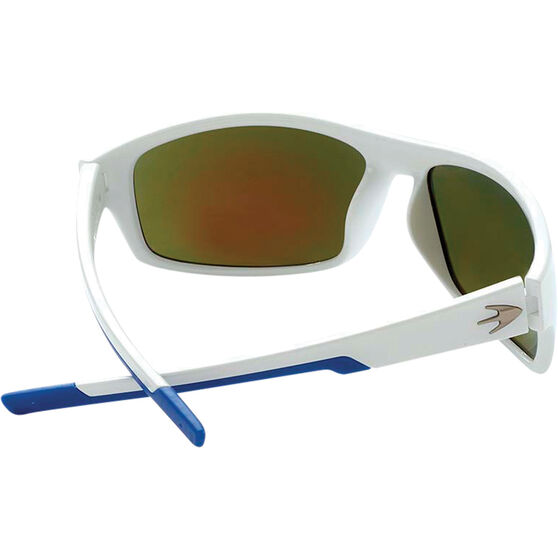 Stingray Flathead Polarised Sunglasses White, White, bcf_hi-res