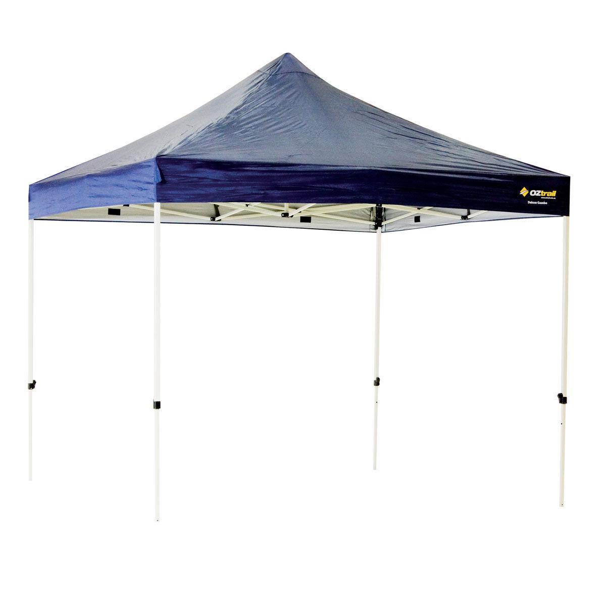 OzTrail Deluxe Gazebo 3x3m  bcf_hi-res ...  sc 1 st  BCF & Oztrail Gazebos Tents Swags u0026 Chairs   BCF