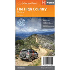Hema Map Victoria High Country, , bcf_hi-res