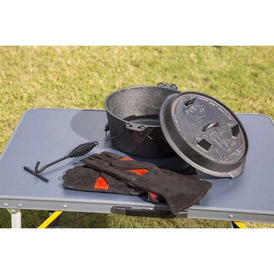 Campfire Premium Camp Oven 9 Quart Kit, , bcf_hi-res