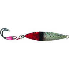 Savage Squish Jig Lure 160g Silver Glow, Silver Glow, bcf_hi-res