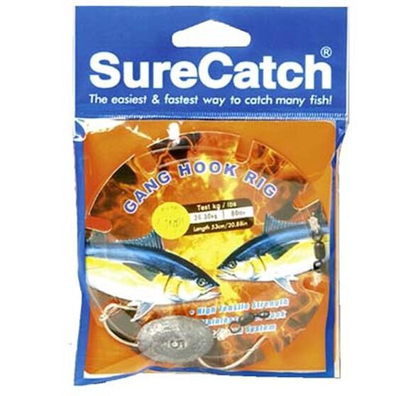 Surecatch Gang Hook Rig, , bcf_hi-res