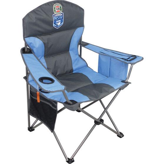NRL State of Origin NSW Camp Chair, , bcf_hi-res