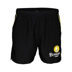 Bundaberg Rum Men's Casual V2 Shorts Black S, Black, bcf_hi-res