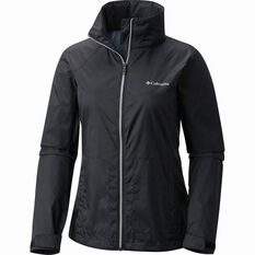 Columbia Women's Switchback II Jacket Black S, Black, bcf_hi-res