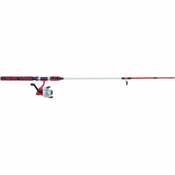 Rogue Kids Spinning Junior Combo Matte Red 6ft 2in No, Matte Red, bcf_hi-res