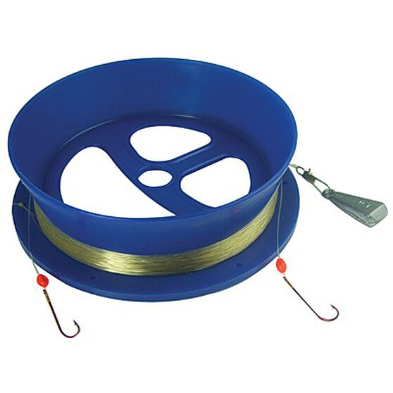 Handcaster Pre-Rigged Hand Reel 6in, , bcf_hi-res