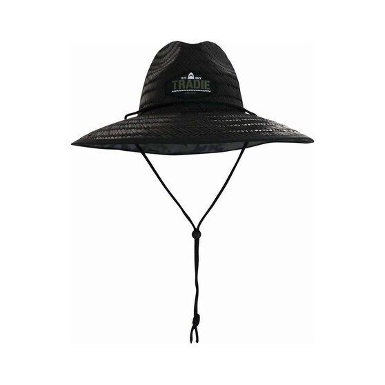 Tradie Men's Masters of Disguise Straw Hat, , bcf_hi-res