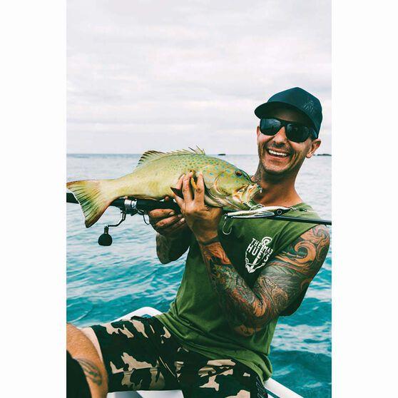 The Mad Hueys Men's Offshore Flexfit Delta Cap, , bcf_hi-res