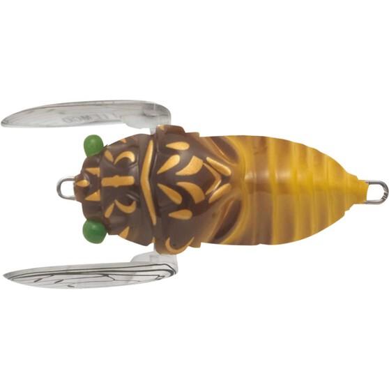 Tiemco Cicada Soft Shell Surface Lure 40mm Lake Nojiri, Lake Nojiri, bcf_hi-res