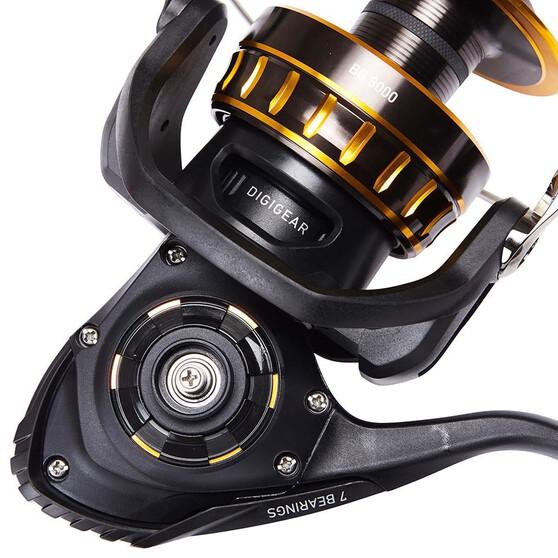 Daiwa BG 6500 Spinning Reel, , bcf_hi-res